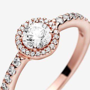 Pandora Jewelry - Pandora Classic Sparkle Halo Ring